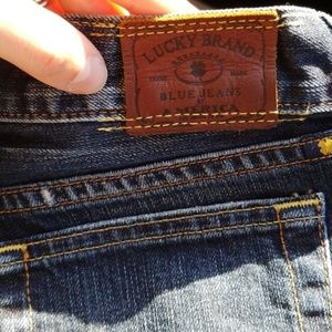 Lucky Brand Shorts - Lucky Brand Riley Shorts